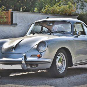 Onderstel voor Porsche 356 of Buggy