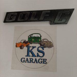 Embleem Golf C