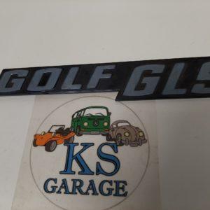 Embleem Golf GLS