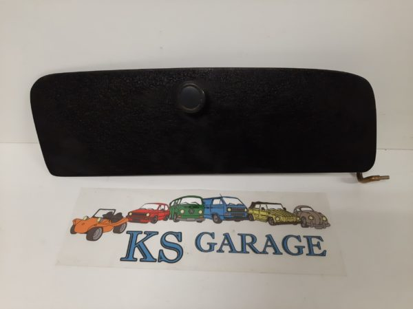 dashboardkastje klep Kever 1200 na '73. KS Garage gebruikte VW onderdelen