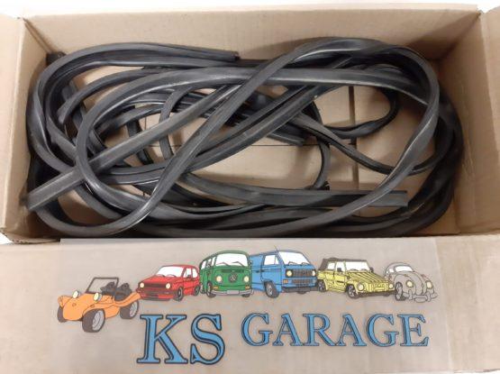Ruitlijst rubber set Kever. KS Garage gebruikte VW onderdelen.
