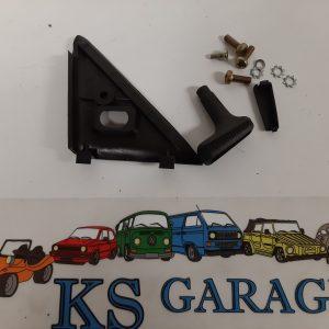 Afdek plaat buiten spiegel links binnen Audi- 811898011