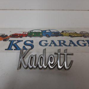 Kadett embleem Opel